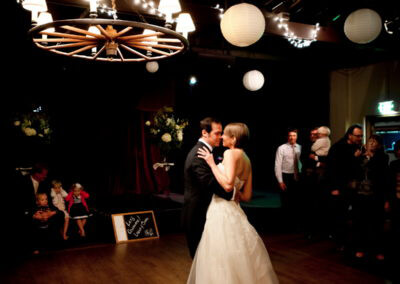 Mieke Strand Photography - RanchoNicasio - Bride and Groom First Dance