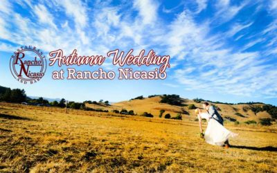 Autumn Weddings at Rancho Nicasio